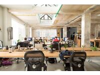 Desks & offices for teams of 1-16 in a beautiful office building filled with passionate startups