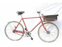 Pashley post office old deliver vintage bike for sale collectors bicycle with basket