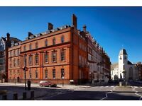 1 - 2 Person Office Space in Pont Street London SW1X | £425 p/w | Premium Serviced Offices