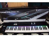 Native Instruments Komplete Kontrol S61 Keyboard - Immaculate RRP £559