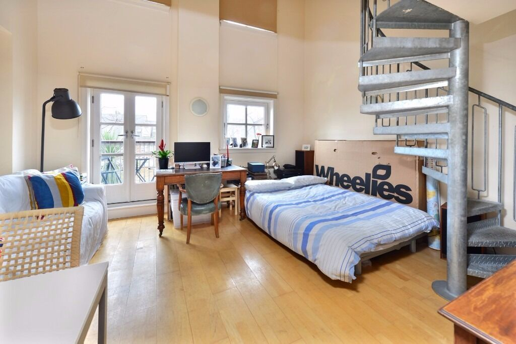 Spacious 1 Bedroom Apartment Near Kings Cross