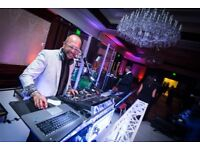 Party DJ / MC / wedding singer