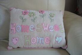 Home Sweet Home Cushion - £5