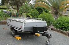 CUB HARD FLOOR CAMPER TRAILER Forster Great Lakes Area Preview