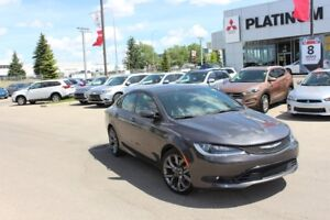 2016 Chrysler 200 Sport