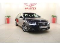 Audi A6 2.0 TDI S Line Special Edition Multitronic 4dr (black) 2011