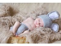 Newborn photography - mobile studio - prices from £50