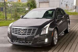 2013 Cadillac XTS Premium Collection Only 37000km, Langley
