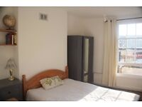 GREAT NEW DOUBLE ROOM IN CENTRAL BRIXTON WITH HUGE ROOF TERRACE