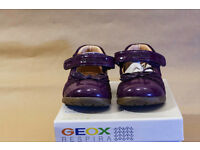 Geox Respira girls shoes size 6