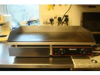 Blizzard Double Hot Plate (BG2) only 6 months old