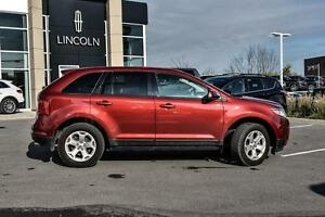 2013 Ford Edge SEL FWD - HEATED FRONT SEATS - BLUETOOTH - REVERS