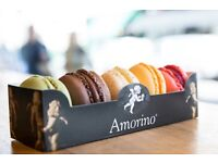 Sales Assistants, Amorino Gelato, Central London, £7.50 per hour, 45 hours a week