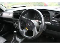 MOMO Team 280 - Black Leather Steering Wheel - VW Golf Lupo Corsa Honda Civic