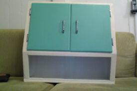 Original 1950's/ 1960's cupboard / cabinet / storage