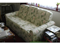 Queen size convertable couch