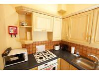 Fantastic 2/3 bedroom Main door flat in vibrant Morningside- Bills Included