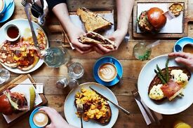 Trainee Chefs wanted to join Award Winning Café, Restaurant & Bakery (E1 & N1)