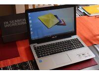 "ASUS 15.6"" Laptop i3-4005U, 4 GB RAM, 1 TB HDD, DVDRW, Camera , Windows 10 - excellent condition"