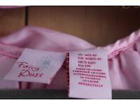light pink girl's cape
