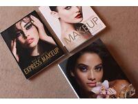 Rae Morris Makeup Book Collection