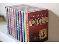 Complete Friends DVD Collection (season 1-10)