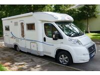 Low Profile Motorhome, Adria Coral S 250SP, 4 berth, 4 seta belts, 3500kg