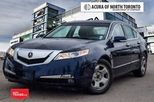2009 Acura TL Tech at Accident Free| LOW KM| Navigation