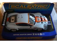 Aston Martin DBR9 Scalextric Car