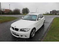 """BMW 1 SERIES 2.0 116D PERFORMANCE EDITION,2011,F.S.H,18""""Alloys,Half Leather,Cruise Control,Air Con"""