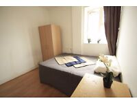 BEAUTIFUL DOUBLE ROOM TO RENT IN CAMDEN TOWN FOR A SINGLE USE NEXT TO THE TUBE STATION. 51L