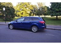 LHD 2016 FORD FOCUS ESTATE 1.5TDCi 120PS TITANIUM LEFT HAND DRIVE