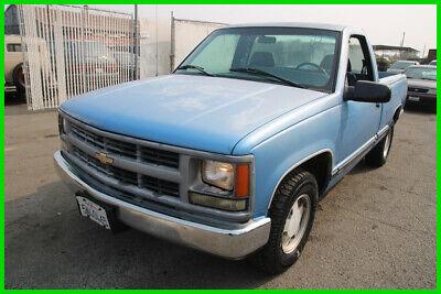 1996 Chevrolet C/K Pickup 1500 C1500 Cheyenne (C) 1996 Chevrolet C/K 1500 Cheyenne Pickup Automatic 6 Cylinder NO RESERVE