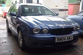 Jaguar X-type Sport D 2.0,Estate sport wagon, exceptional condition, 12 months MOT