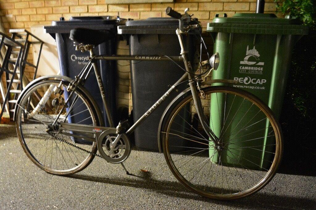 Apollo Commuter Bike Road City bike bicycle