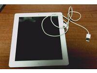Apple White Ipad 2 64 GB Wifi and Cellular