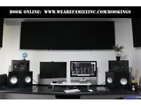 Recording Studio / Professional And Affordable