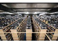 Order Fulfilment and Warehousing Bookseller