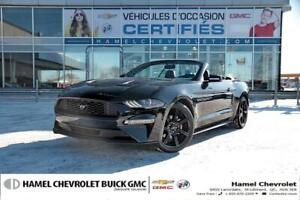 2018 Ford Mustang CUIR+NAVIGATION