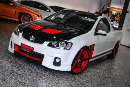 Custom 2011 Holden Commodore Ute only $79/wk on Finance* Hughesdale Monash Area Preview
