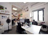 HACKNEY DOWNS STUDIOS / Studio 50: Bright + spacious space for creative studio, office/East London