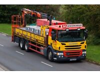 HGV Class 2 full time driver required with Hiab off load at our York Depot.