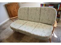 Ercol cushions for sofa - cushions only