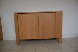 Oak Sideboard - as new
