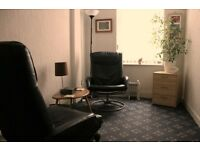 Counselling, therapy, supervision, consulting, coaching rooms, CBT, £8 per hour, Leeds City Centre
