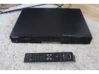 L@@K Samsung DVD-SH873M Multiregion DVD 160GB HDD Recorder,PVR,DVR, HDMI, Full HD, DivX, USB