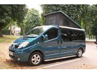 Renault Trafic Passenger dci115 4 berth Campervan conversion
