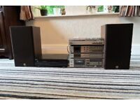 Sony Vintage Stereo system with Celestion speekers