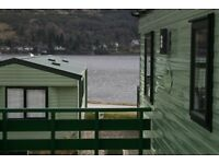 Loch side,mountain views,5* Drimsynie Holiday Park, dog friendly stunning park, new restaurant open.