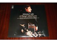 Johnny Cash A Thing Called Love Vinyl LP Record